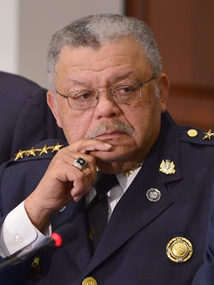 Philadelphia Police Commissioner Charles Ramsey, who was appointed by President Obama to co-chair a task force on policing.
