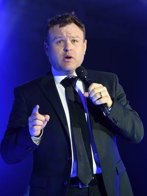 Frank Caliendo, who visited the Fox Cities PAC in early 2015, will be back in January.