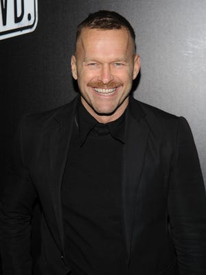 Bob Harper in New York City, days before he had a heart attack.