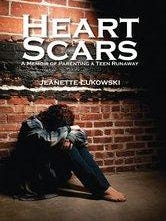 """""""Heart Scars"""" is a memoir about a traumatic time in the author's life."""