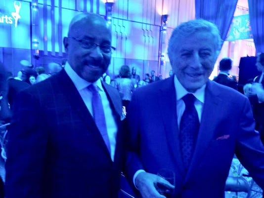 ed welburn and tony bennett