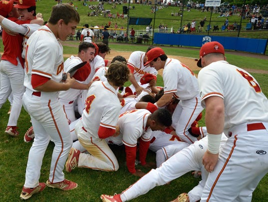 Bergen County Baseball Tournament Finals , Demarest, Don Bosco, Bergen Catholic