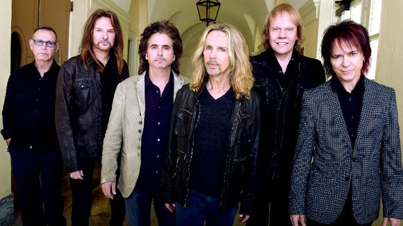 Classic rock band Styx has found a special affinity with Sen. John Thune, according to longtime guitarist James Young.