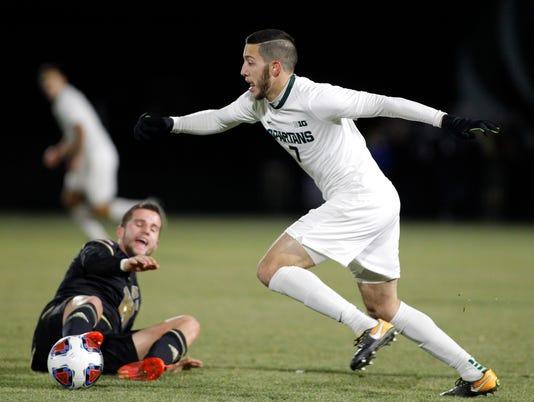 MSU vs WMU NCAA Soccer