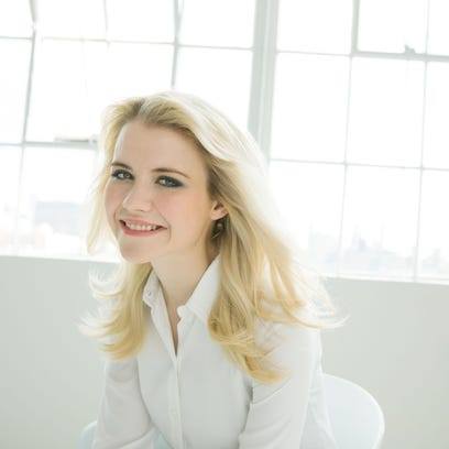 "Elizabeth Smart's new book is called ""Where There's"