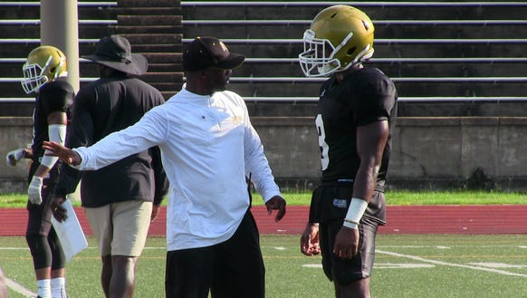 Brian Jenkins enters his second season as Alabama State's