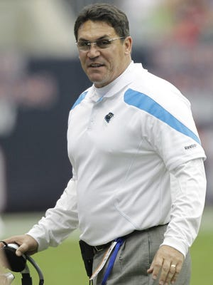 Ron Rivera has a 18-4 record in December games with Carolina