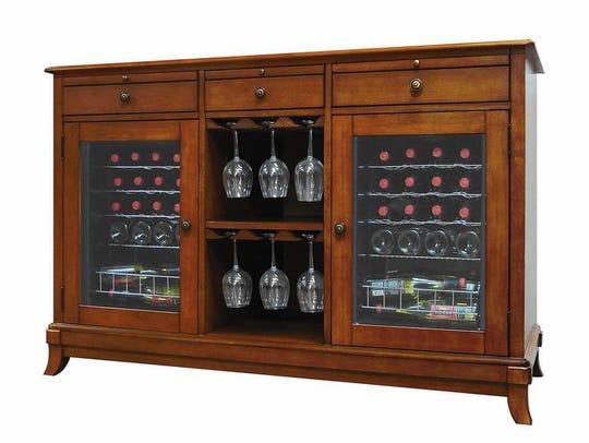 Vinotemp Portofino 36-Bottle Dual Zone ($2,059.99,