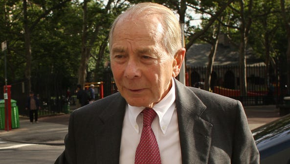 """A court ruled Maurice """"Hank"""" Greenberg, former CEO"""