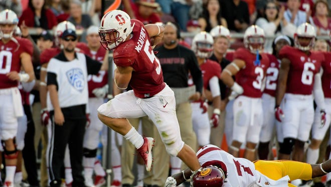 With high-profile players like Christian McCaffrey sitting out bowl games, the NCAA is looking into relaxing rules on redshirted players.