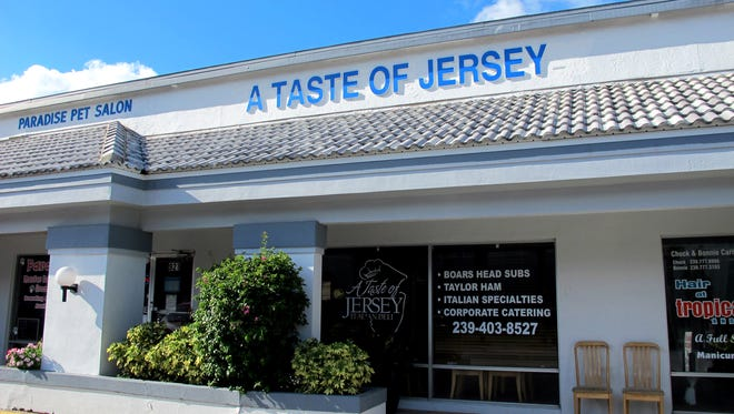 A Taste of Jersey Italian Deli will close this month after a three-year run in Naples.