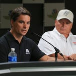 Jeff Gordon's return from retirement started with Rick Hendrick text