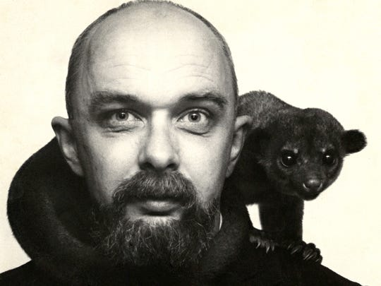 James Randi, pictured in a 1963 photo.