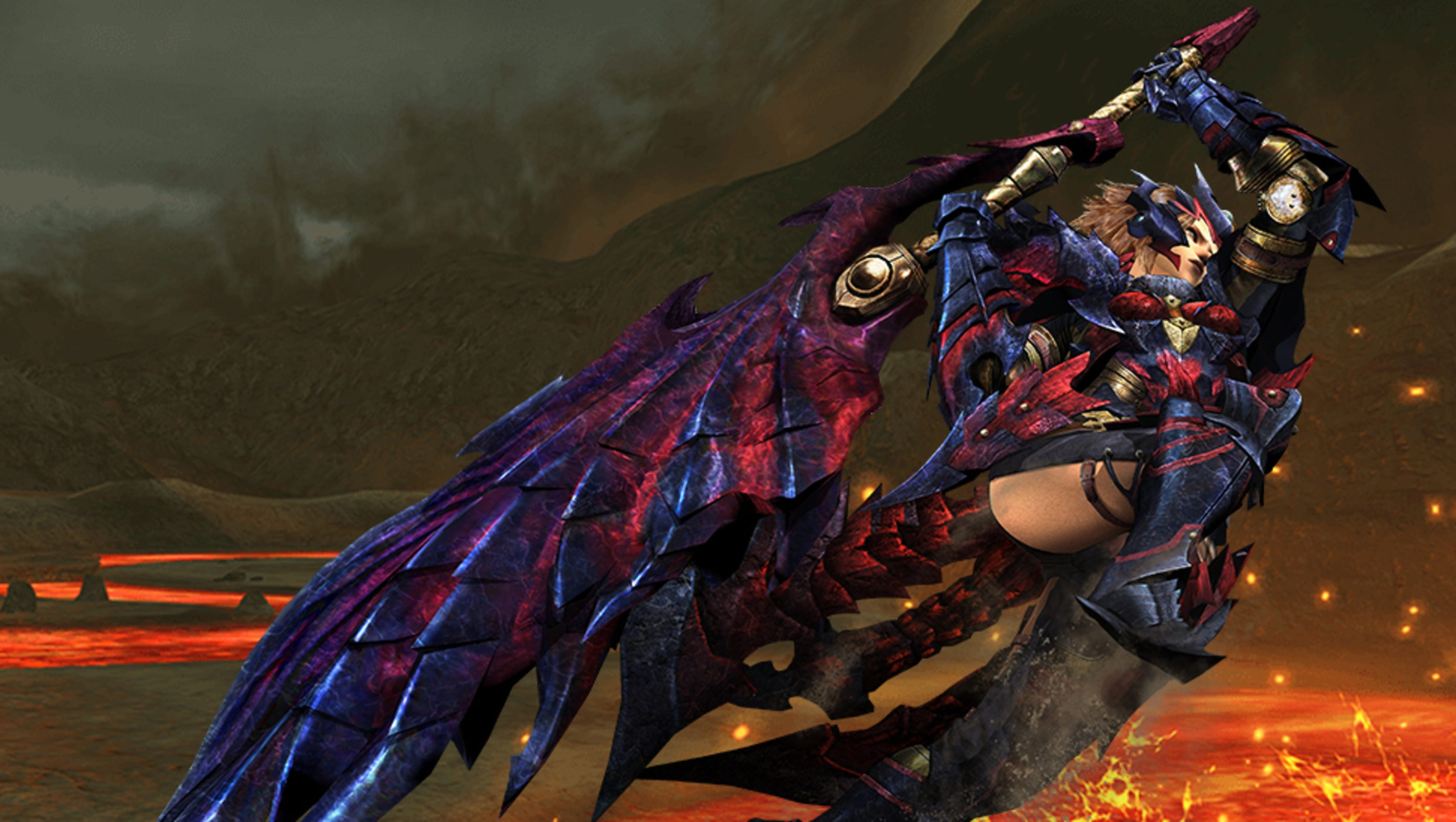 mhx 14 monster hunter generations armor sets to try