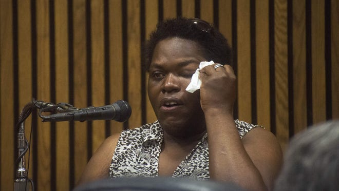 Yolanda Samuels said the dogs that killed Xavier were puppies when they chased her two young sons a few times.