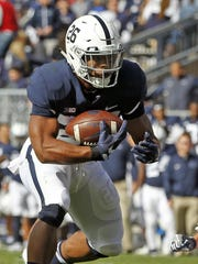 Penn State running back Saquon Barkley is a front-runner for the Heisman Trophy.