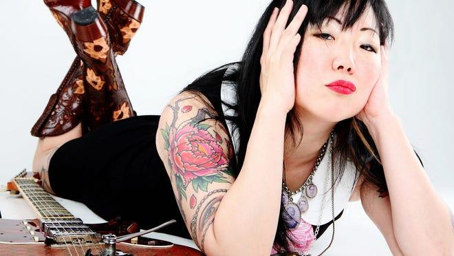"Catch Margaret Cho's ""Fresh Off the Bloat"" show at the Visalia Fox next Thursday"