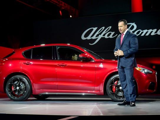 Reid Bigland, formerly head of Alfa Romeo, will remain president and CEO of FCA Canada and head of U.S. Sales.