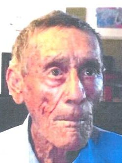 Julian Saucedo Montoya is missing from an assisted living center in the Lower Valley.