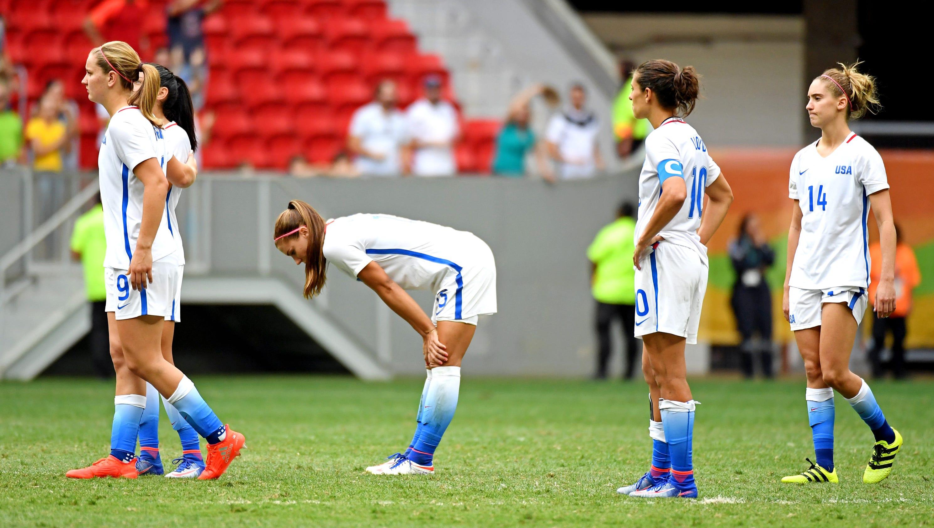 Women S Soccer U.S. women's soc...