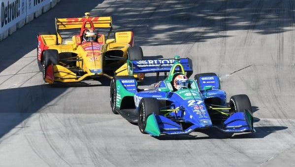 Before the fate of the Detroit Grand Prix is decided, fans and residents can still make their voice heard through online forums.