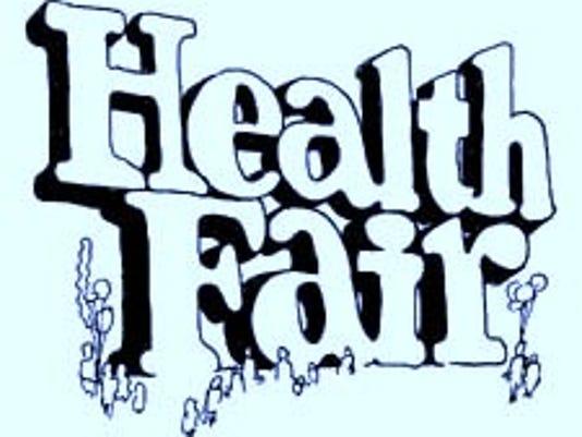 health fair logo