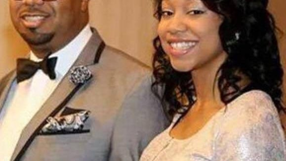 Glen Chapman and his daughter, Jocelyn, at the November 2014 BEAT Awards in Muskegon. Glen Chapman died from injuries sustained when he and his daughter Jocelyn were struck by a passing car in Lansing. Jocelyn continues to recover.