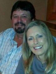 Larry and Pam  Hamm