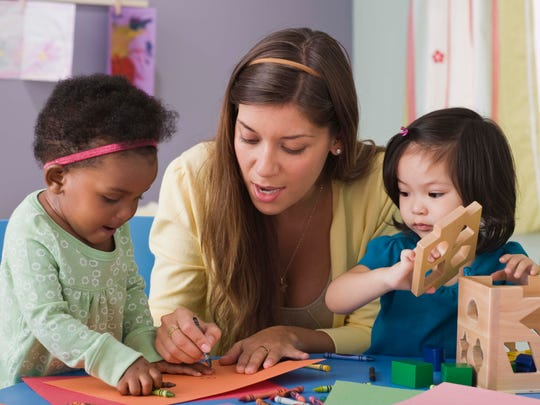 Many working families in Iowa struggle to afford safe, high-quality child care.