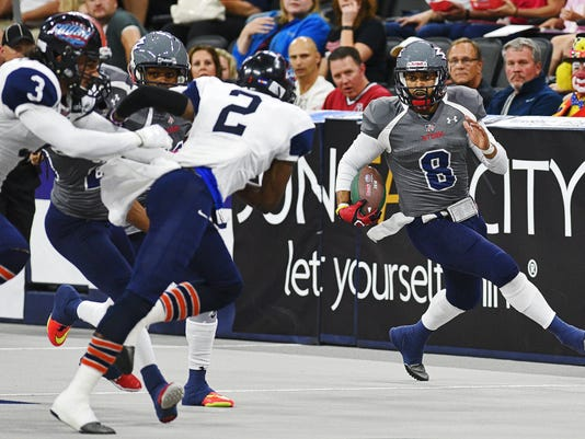 Sioux Falls Storm vs. Colorado Crush