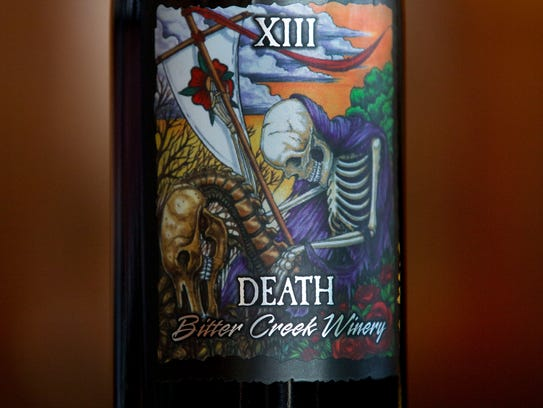This wine was never released to the public. The winemaker,