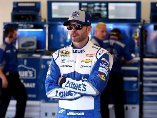 jimmie johnson 12 questions 2016
