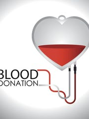 Donate blood at Mountain Lakes High School on Thursday.