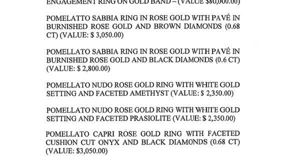 Couple Sues Jetblue Tsa Alleging Loss Of 95k Worth Of Jewelry