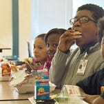 Dallas ISD administrators want to expand an after-school dinner program.
