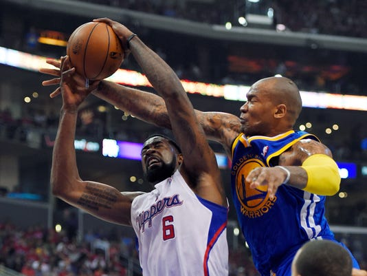 Warriors Clippers Basketball