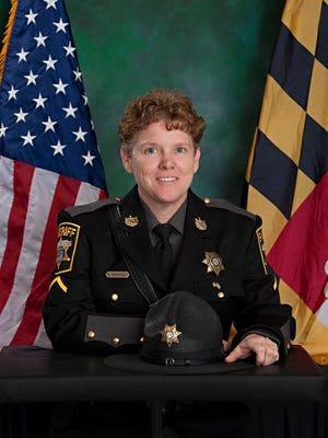 Deputy 1st Class Melanie Mansfield