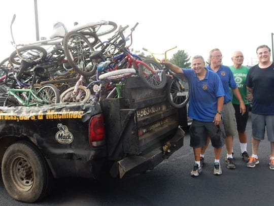 Pedals for Progress (P4P)is having a used bike collection,