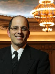 Adam Philipson is president/CEO of the Count Basie Theatre in Red Bank.
