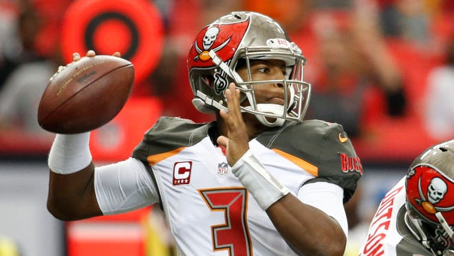 Jameis Winston and the Bucs have a winning record for the first time since 2012.