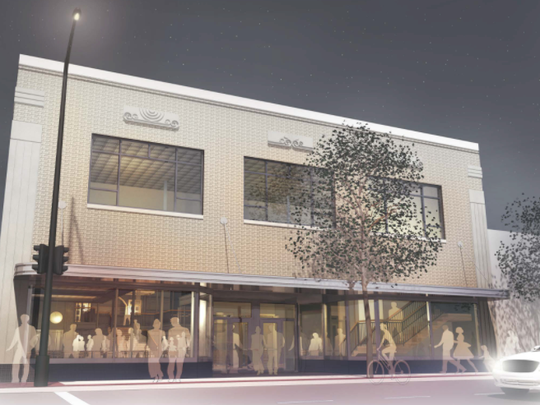Sleek and stylish is the impression the proposed up-scale wedding venue of Evenement hopes to convey. The wedding and event planning business, now located in Wauwatosa, seeks to renovate the former Wedding Centre at 7140 W. Greenfield Ave., West Allis.