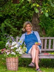 Food and garden writer Ellen Ecker Ogden of Vermont