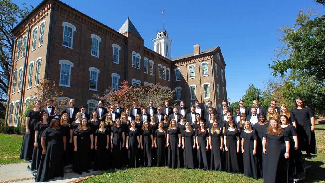The Berea College Choir - Appalachian Ballads And Hymns