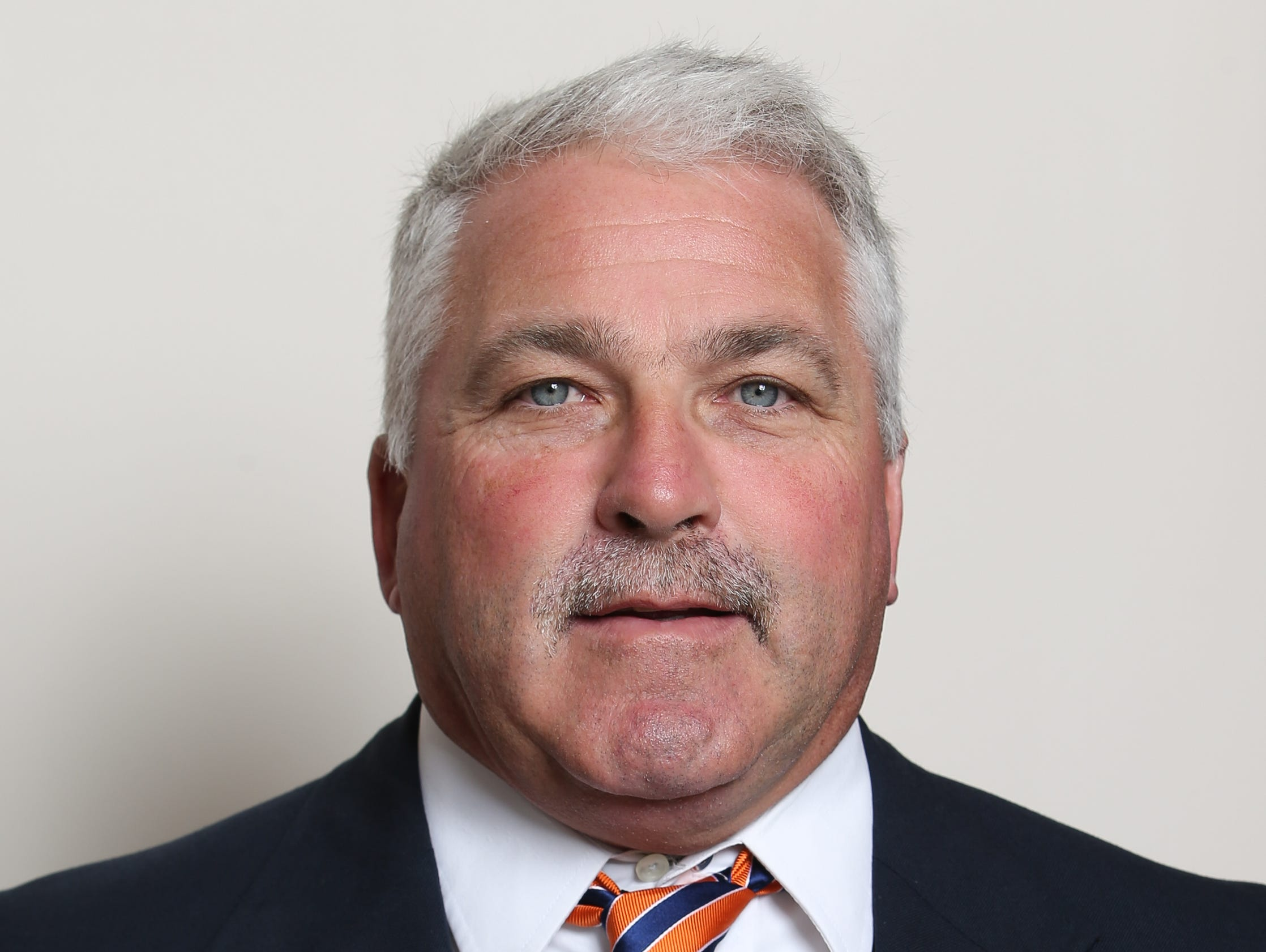 Wayne County coach Todd Mangum