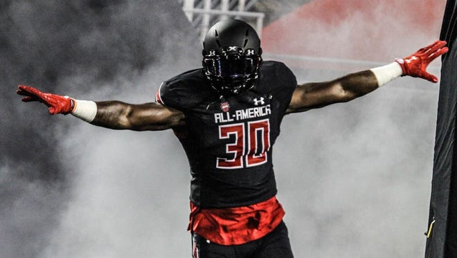 FSU defensive end signee Xavier Peters was an Under Armour All-American