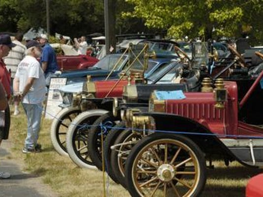 Iola Old Car Show Returns For Rd Year - Iola car show