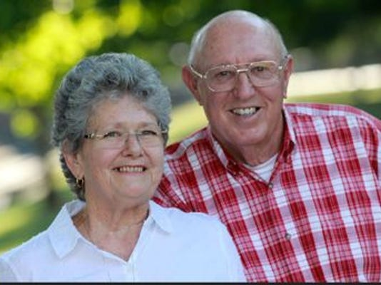 Anniversaries: Don Carver & Sue Carver