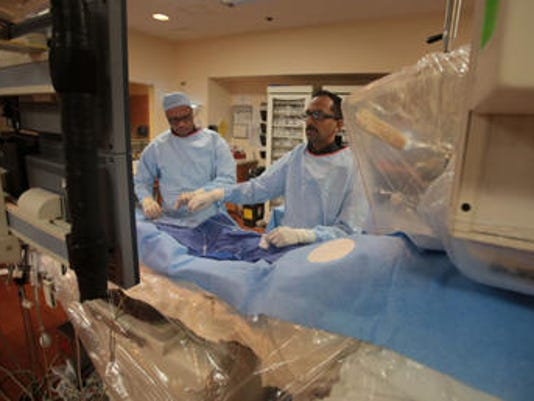 Angiogram Surgery