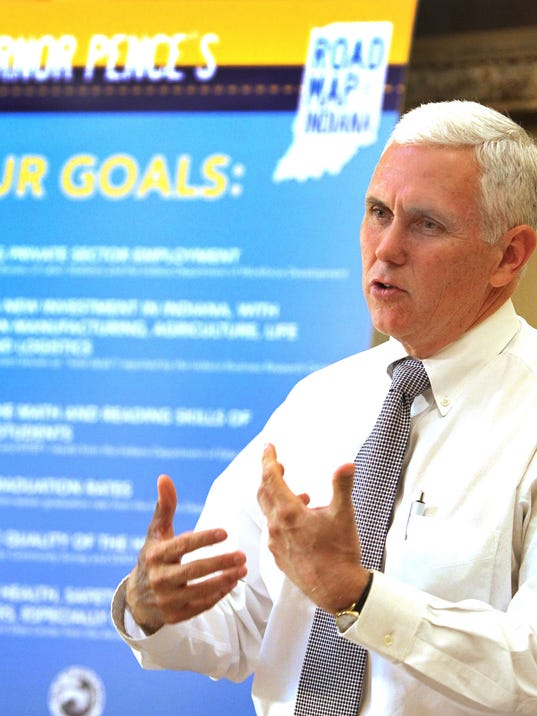 State submits HIP expansion plan - Pence