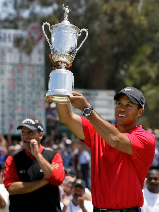 Tiger Woods, Rocco Mediate